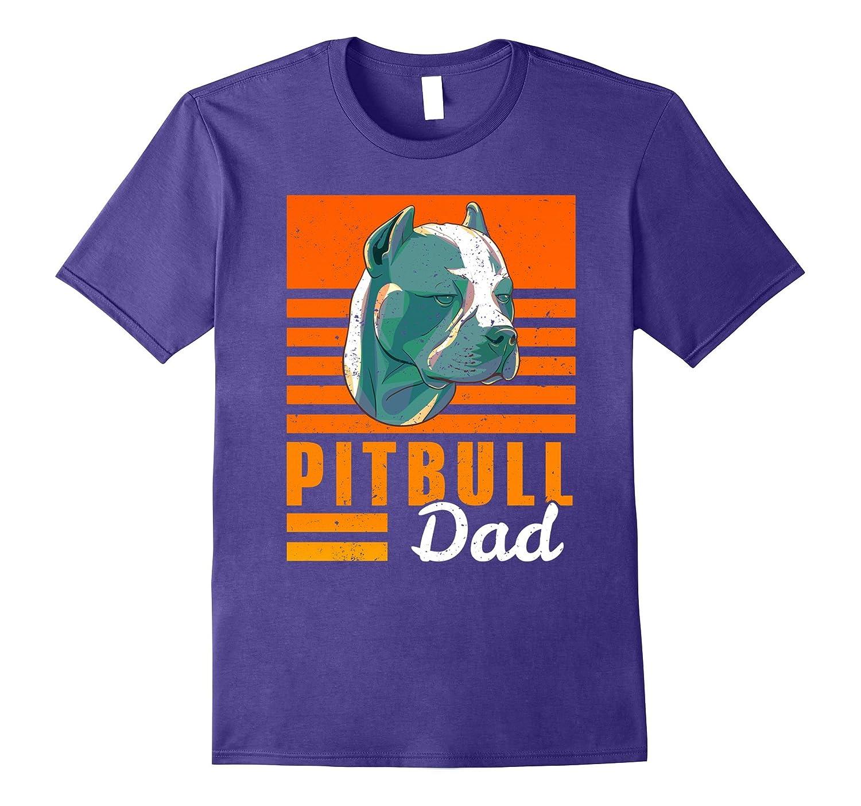 PIT BULL DAD SHIRT tshirt t-shirt tee – pitbull daddy father