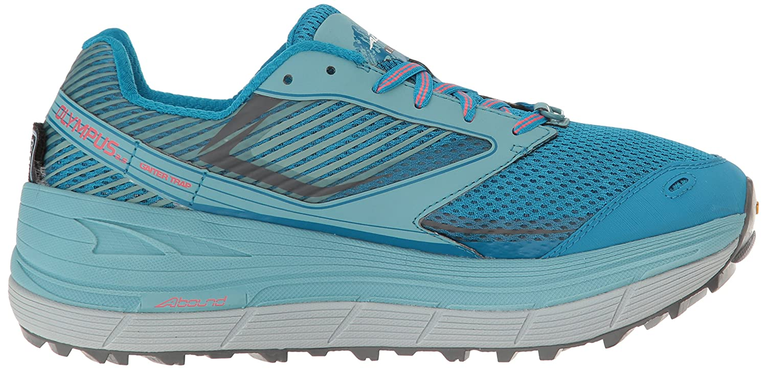 Altra Women's Olympus 2.5 Trail Running Shoe B01NBN4ROL 10 B(M) US|Blue