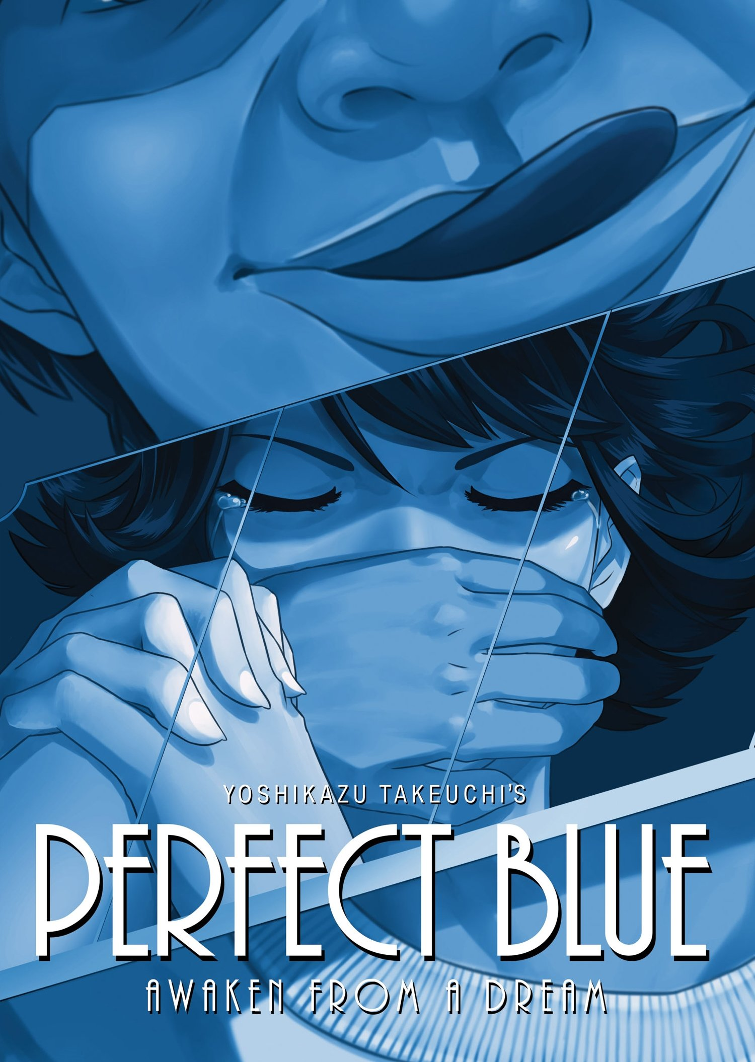 Amazon Com Perfect Blue Awaken From A Dream 9781626927414 Takeuchi Yoshikazu Books