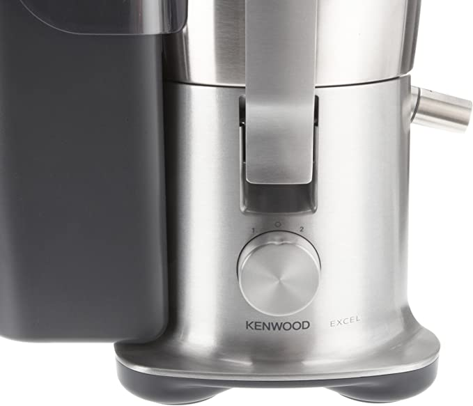 Kenwood JE850 - Licuadora, 1500 W, 3 L pulpa, 1.5 L zumo, acero ...
