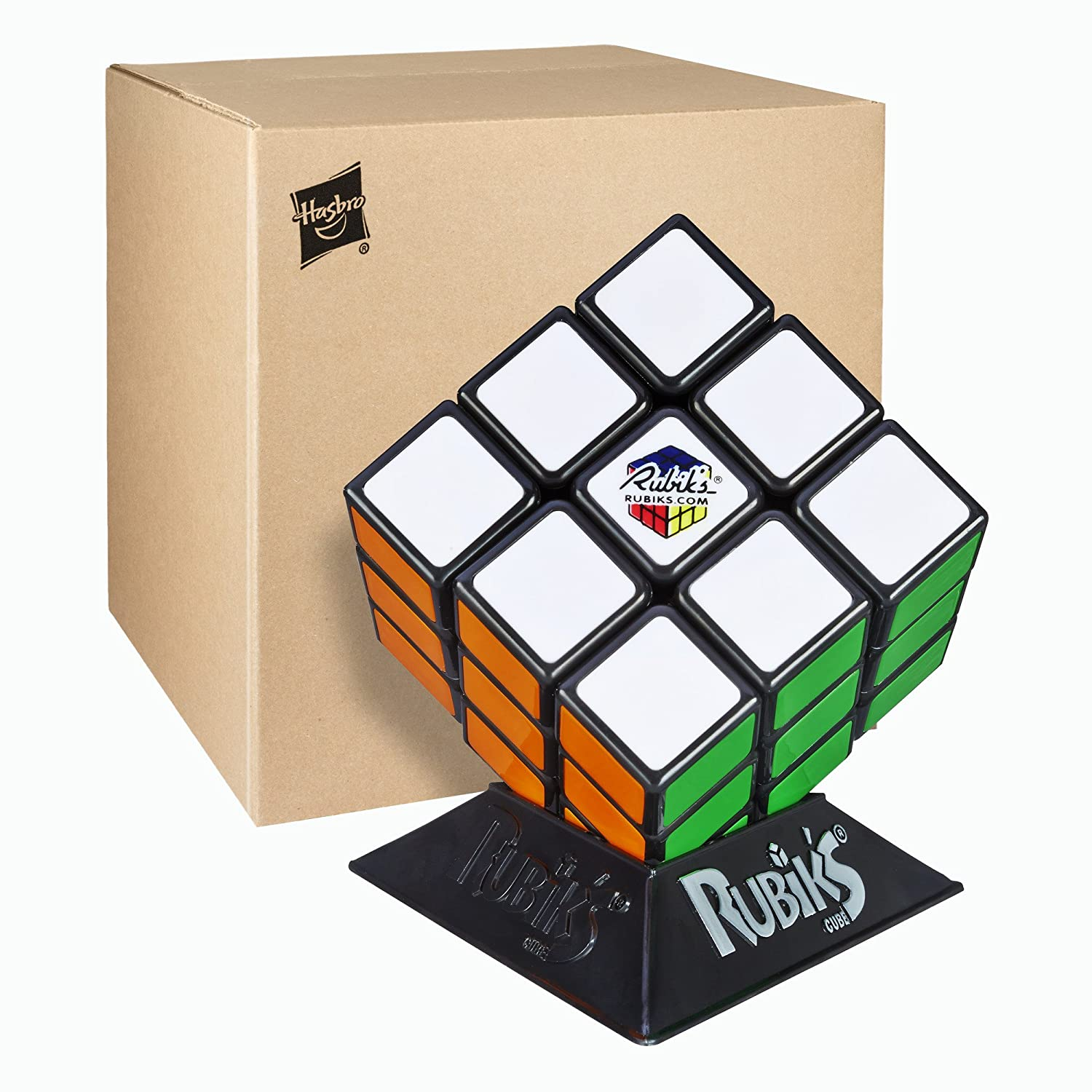 Buy hasbro rubiks cube game multicolour online at low prices in india amazon in