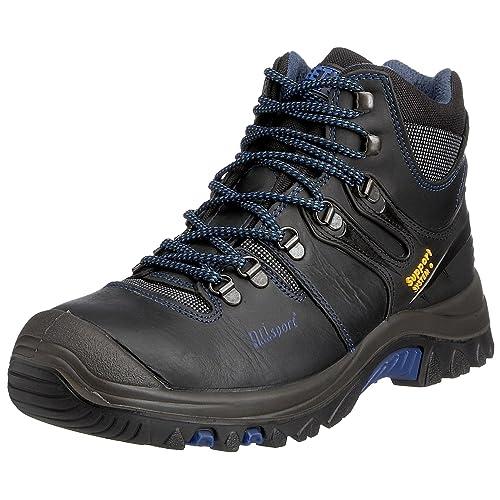 Grisport Men's Surveyor S3 Safety Boots Black 7 UK 5zxIBg
