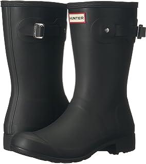 Hunter Womens Original Tour Short Packable Rain Boots b9f84d8f01