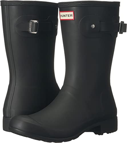 c42ac8ad6cb Hunter Women's Original Tour Short Packable Rain Boots