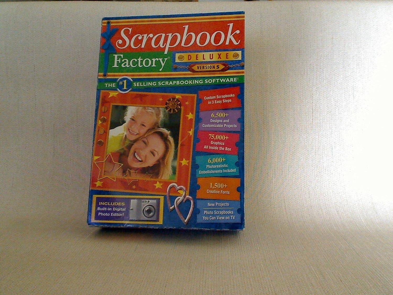 B00355J7LA Scrapbook Factory Deluxe 5.0 81De6fZHbVL
