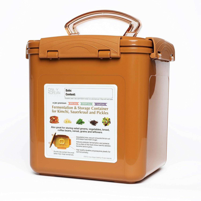 Amazoncom Premium Kimchi Sauerkraut Fermentation and Storage