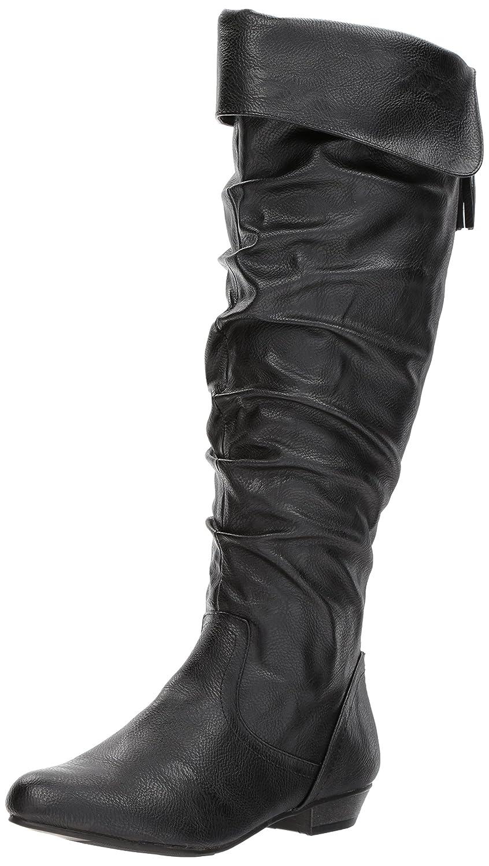 Fergalicious Women's Rookie Slouch Boot B06XSMRTJM 9.5 B(M) US|Black