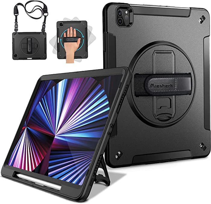 Updated 2021 – Top 10 Apple Ipad Pro 11 Case With Pencil Holder