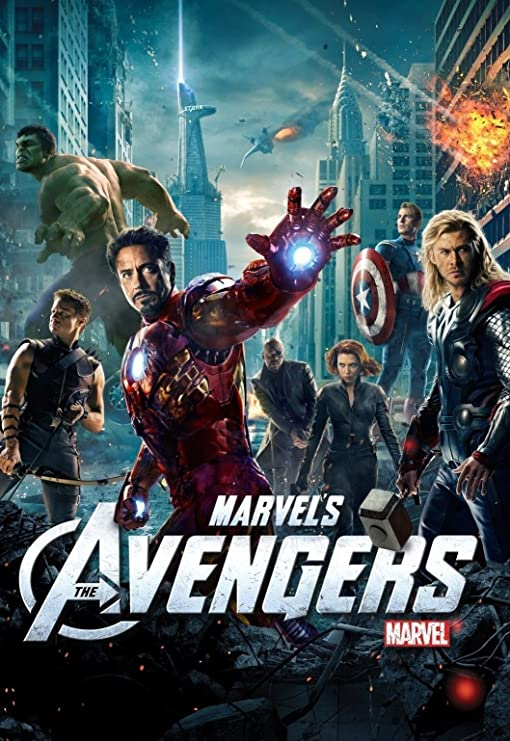Amazon.com: Da Bang The Avengers Movie Poster (24x36) - Iron Man Captain  America Black Widow Thor: Posters & Prints