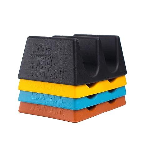 Amazon.com: Taco Tender - Soporte para taco para horno ...
