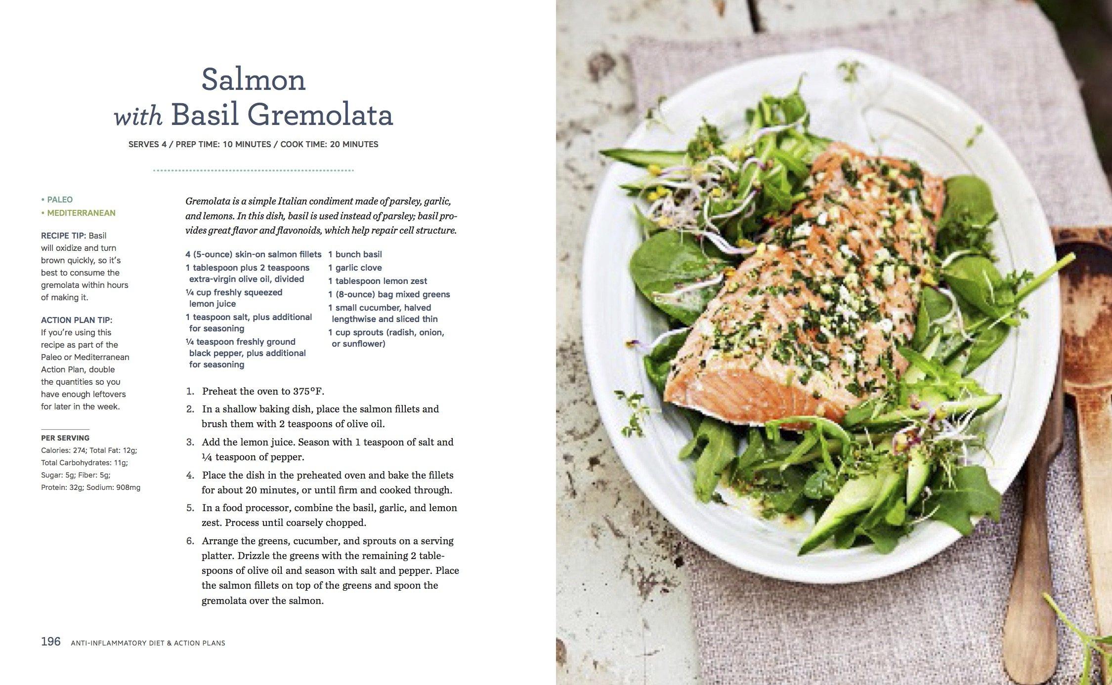 the plan anti-inflammatory diet book