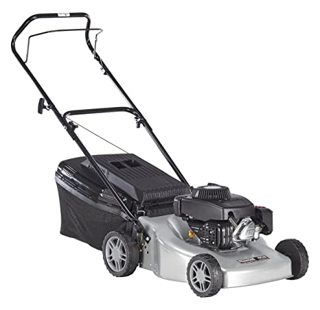 mountfield hp45 44cm petrol rotary lawnmower amazon co uk diy tools rh amazon co uk
