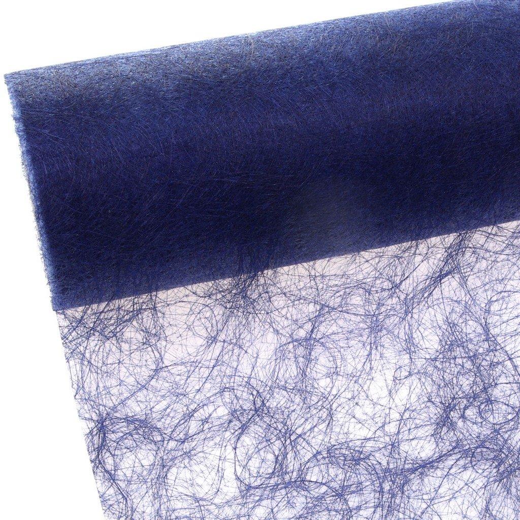 Deko AS GmbH sizo Flor Mesa Banda Azul Oscuro 20cm Rollo DE 25m 60035de R 200 Deko AS GmbH Dropship 60 035-R 200