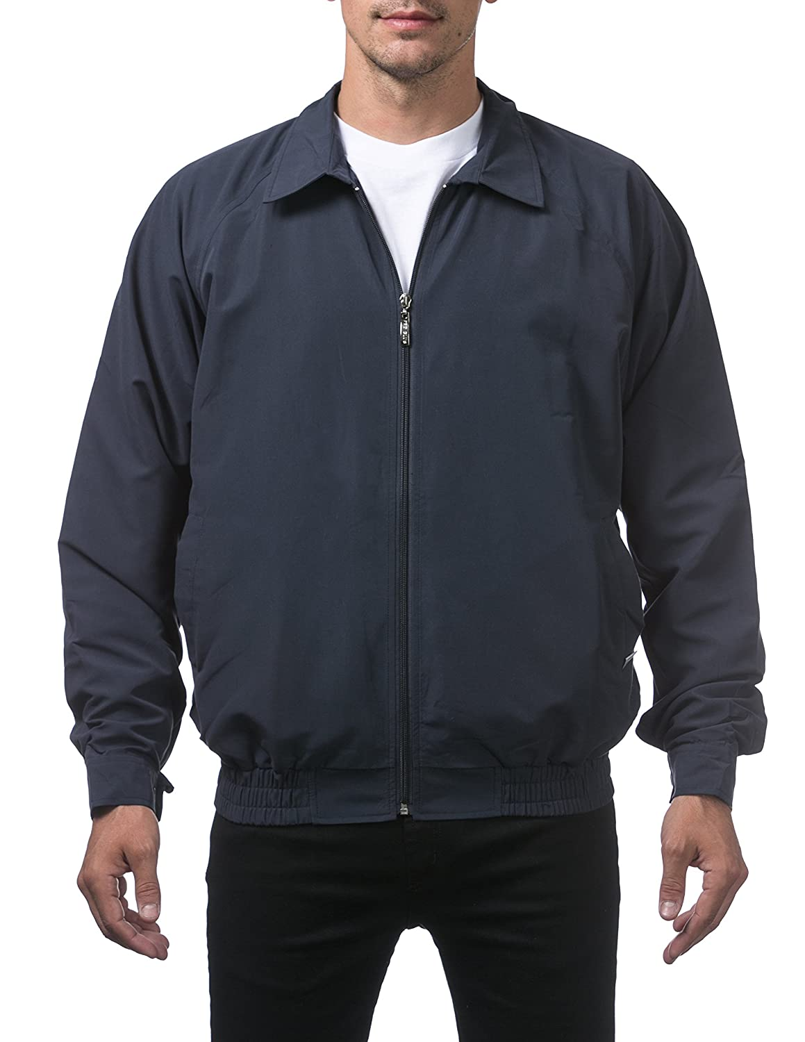 Pro Club Men's Spring/Fall Jacket 123SF
