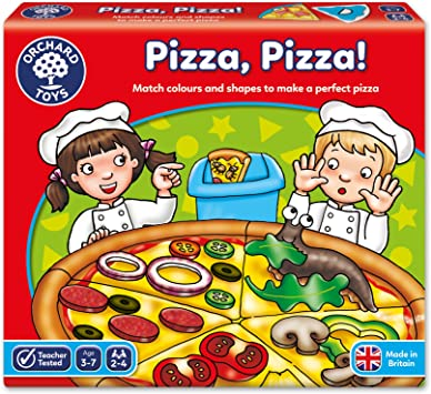 Orchard Toys XOT-060 - Juego de Miniatura, para 4 Jugadores (60) (versión en inglés), Multicolor: Orchard Toys: Amazon.es: Juguetes y juegos
