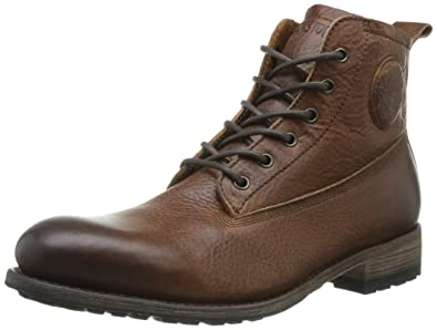 GM09, Bottes Rangers homme, Marron (Old Yellow), 43 EUBlackstone