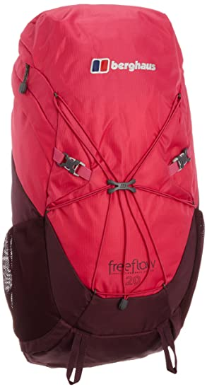 Berghaus Freeflow II 20 Backpack - Magenta Cerise Noire 3536a6c677b81
