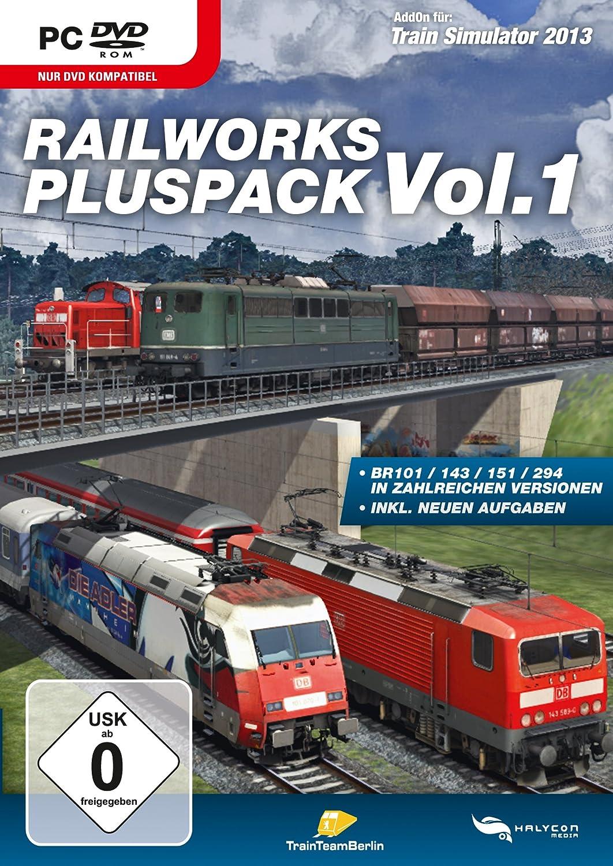 Train Simulator 2012 - Railworks Plus Pack Vol.1 [Importación Alemana]: Amazon.es: Videojuegos