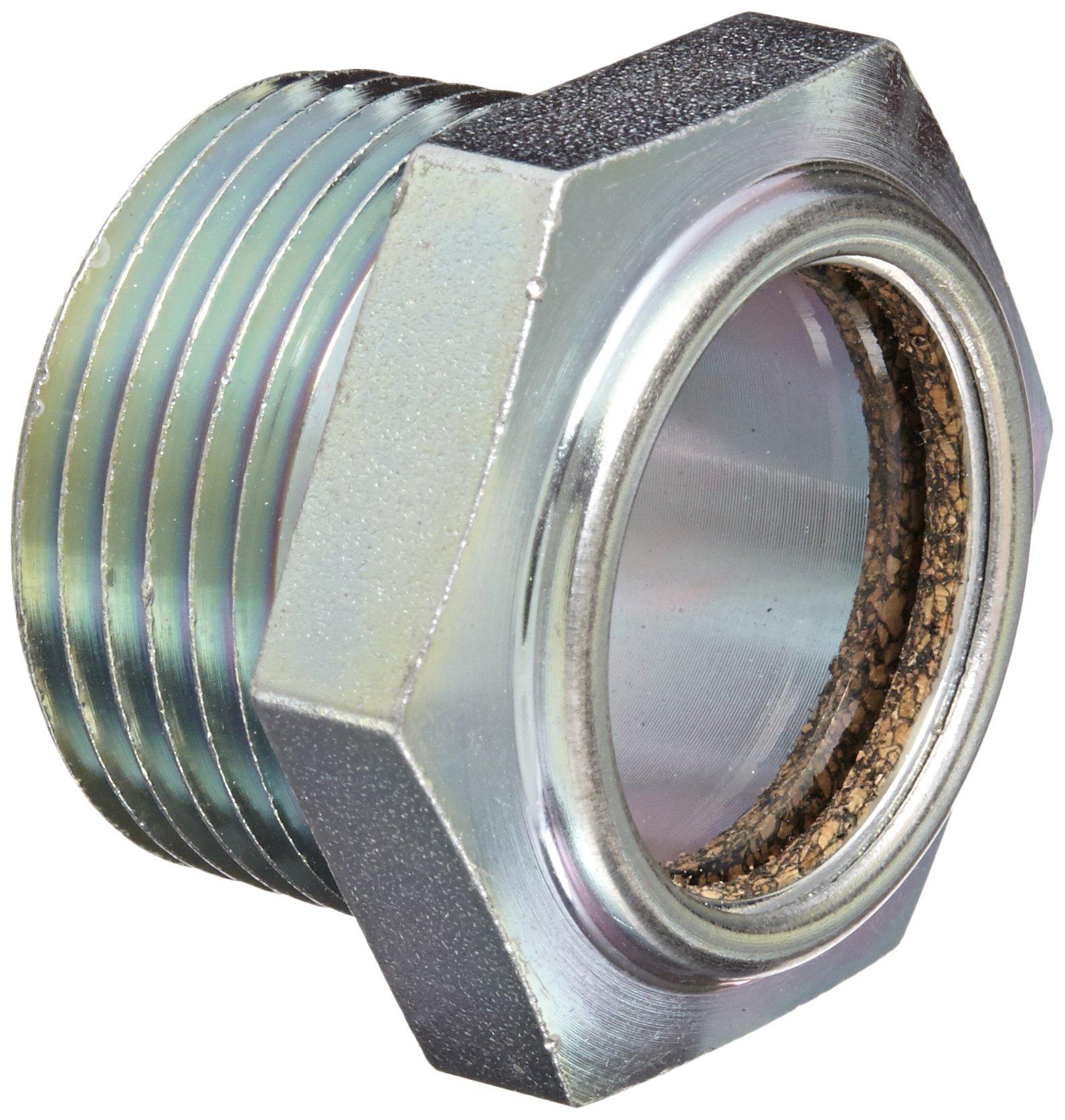 Gits 04043 BW-10 Porthole Gauge with Open Back , 1 ~ 11-1/2