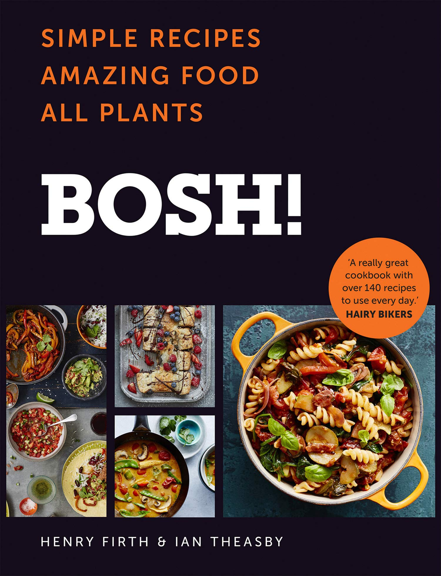 BOSH!: Simple Recipes. Amazing Food. All Plants. The highest ...