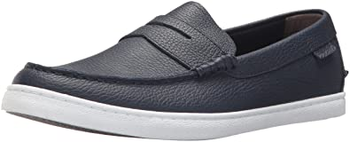 250aca7bca1 Image Unavailable. Image not available for. Color  Cole Haan Men s Nantucket  Loafer 11 Peacoat Leather