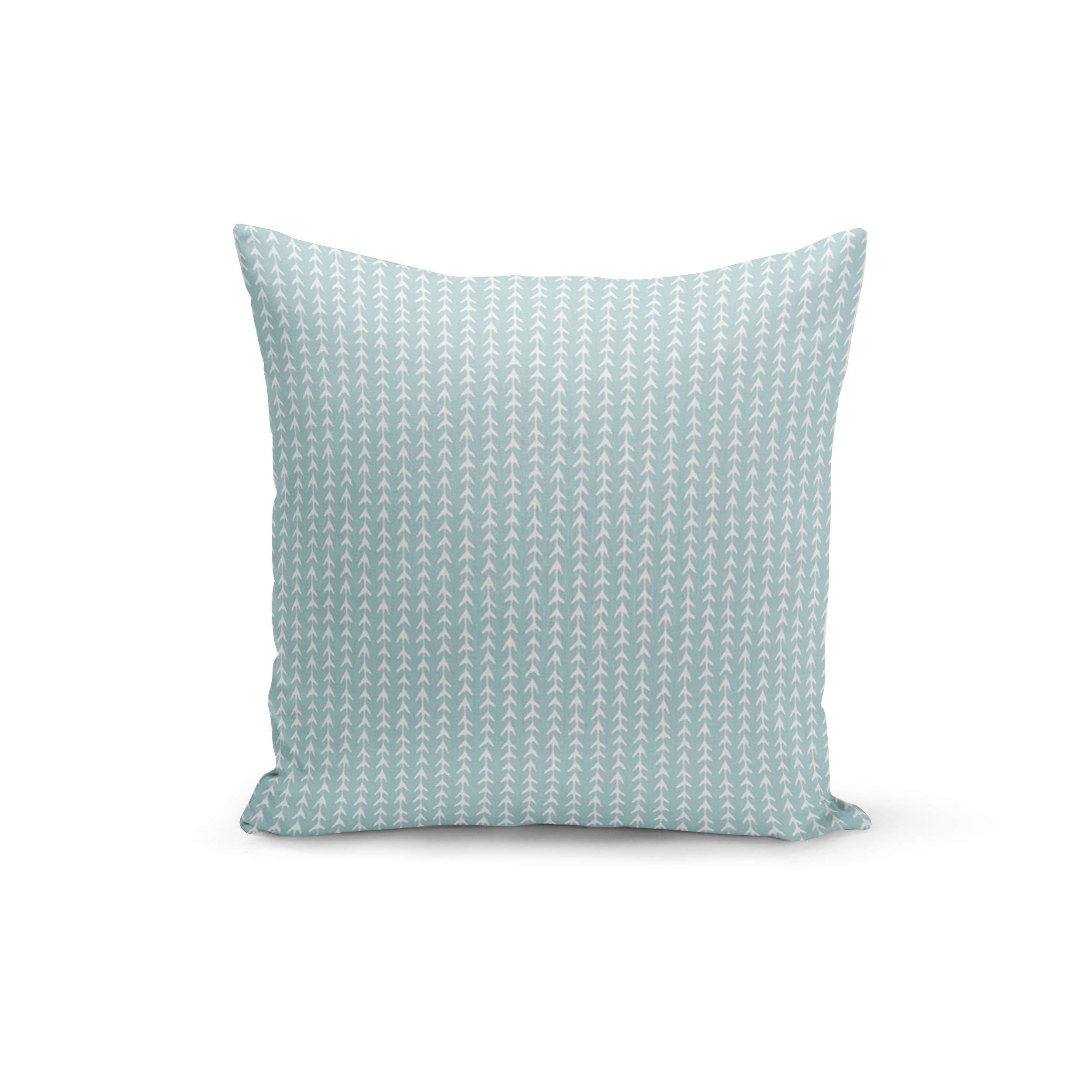 alerie Sassoon Sealife Seaweed Pillowcase Cover Premier Prints Vine Spa Blue Blue Pillowcase Cover Cushion Cover