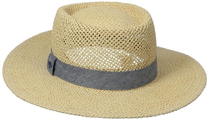 Image Unavailable. Image not available for. Colour  Dockers Men s Wide Brim  Gambler Hat ... e53e5202876