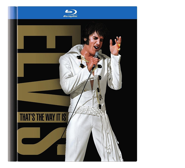 Elvis Thats The Way It Is Special Edition Bd Blu Mesin Las Hbvcut 60 3 Phase Ray Presley Denis Sanders Movies Tv