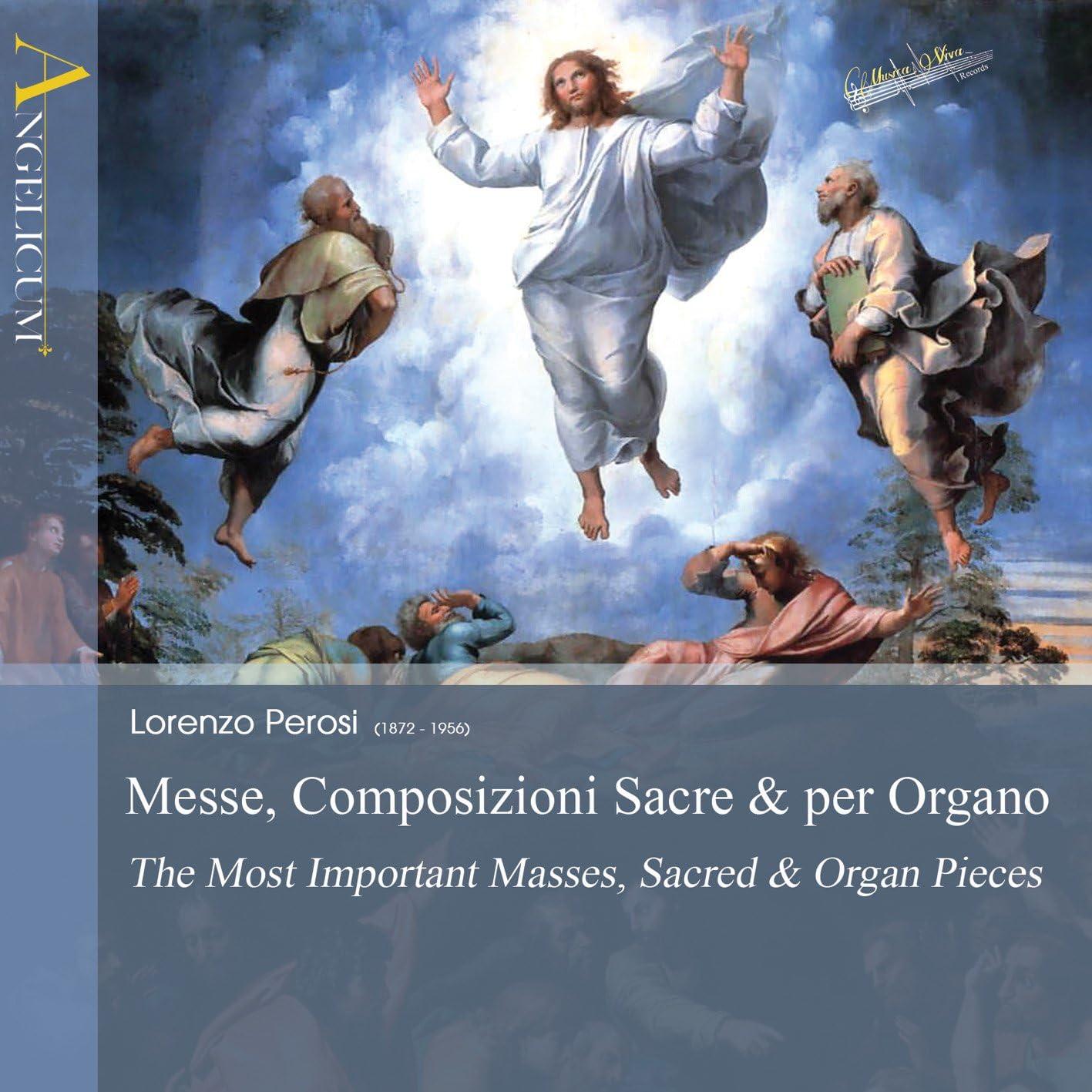 Messe, Composizioni Sacre E Per Organo: Aa.Vv.: Amazon.it: CD e Vinili}