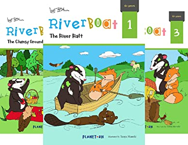 Riverboat Series Chapter Books