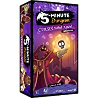 5 Minute Dungeon: Curses Foiled Again Expansion