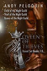 Queen of Thieves: Books 1-3 Kindle Edition