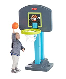 Fisher-Price Grow-to-Pro Basketball