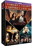 Robert Langdon - Da Vinci Code + Anges & démons + Inferno [DVD + Copie digitale]