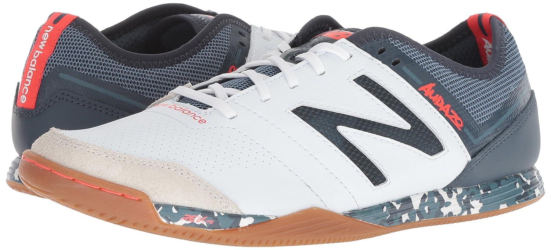 New Balance Men's Audazo V3 Soccer schuhe, schuhe, schuhe, Weiß, 7 2E US 9561e1