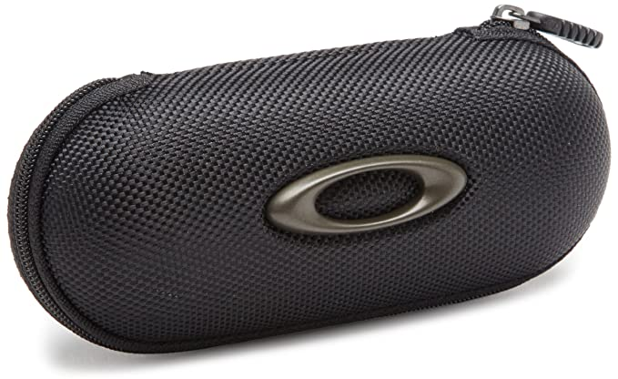 26d821445a4ac Oakley Glasses Case Small Soft Vault black Size One Size  Amazon.co ...