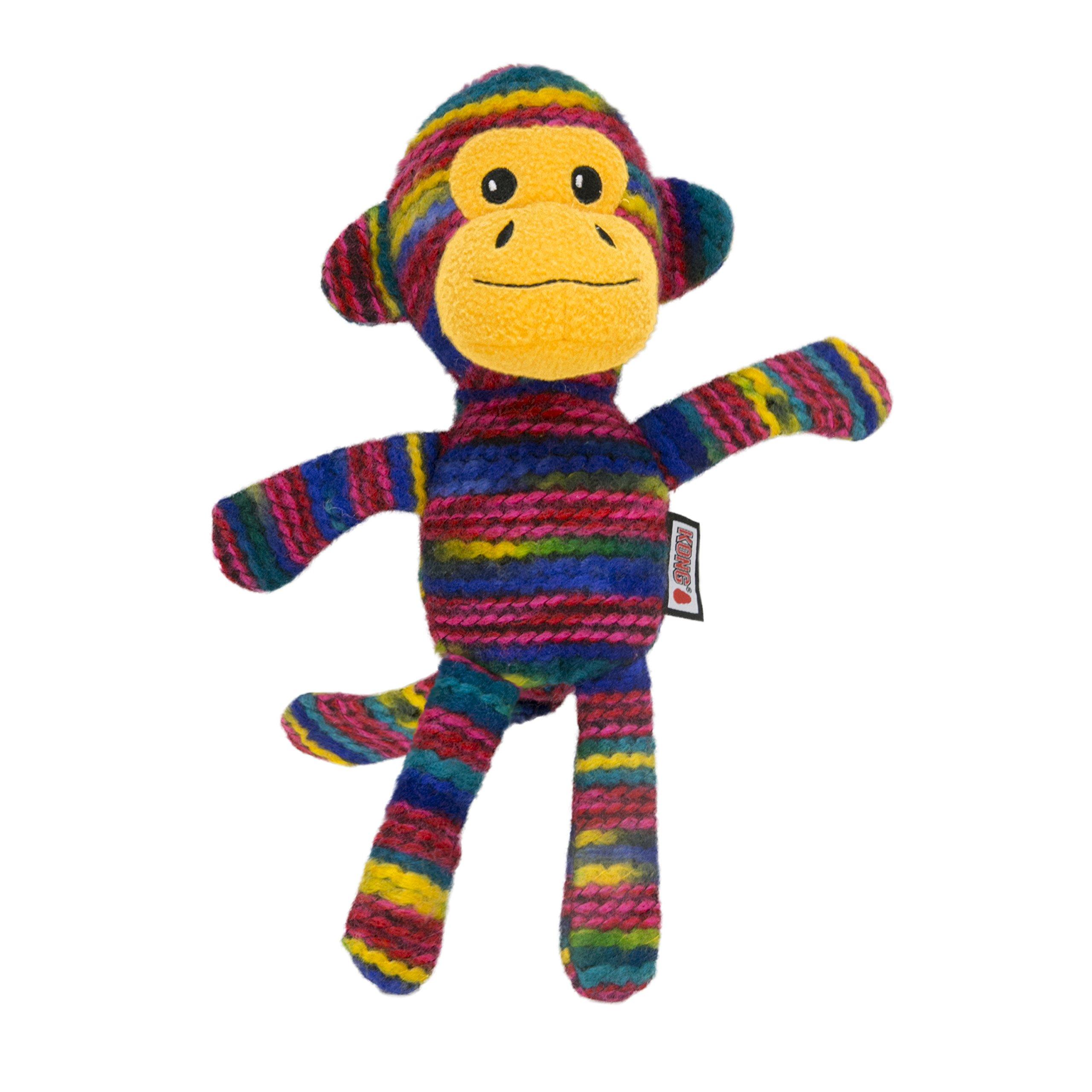 KONG Yarnimals Monkey Med/Lg Dog Toy Dog Toy