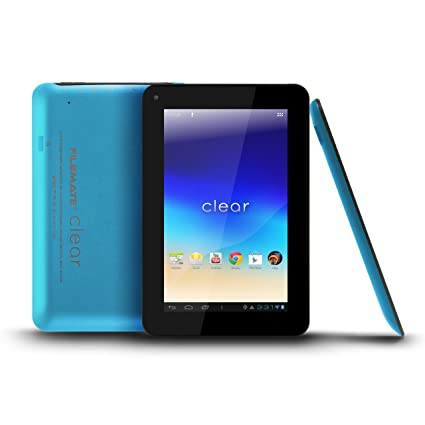 amazon com filemate clear 3fmt720bl 16g r 7 inch 16gb tablet blue rh amazon com