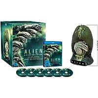 Alien 1-6 Collection - Special-Edition mit Alien-Ei-Figur (exklusiv bei amazon.de) [Blu-ray] [Limited Collector's Edition]