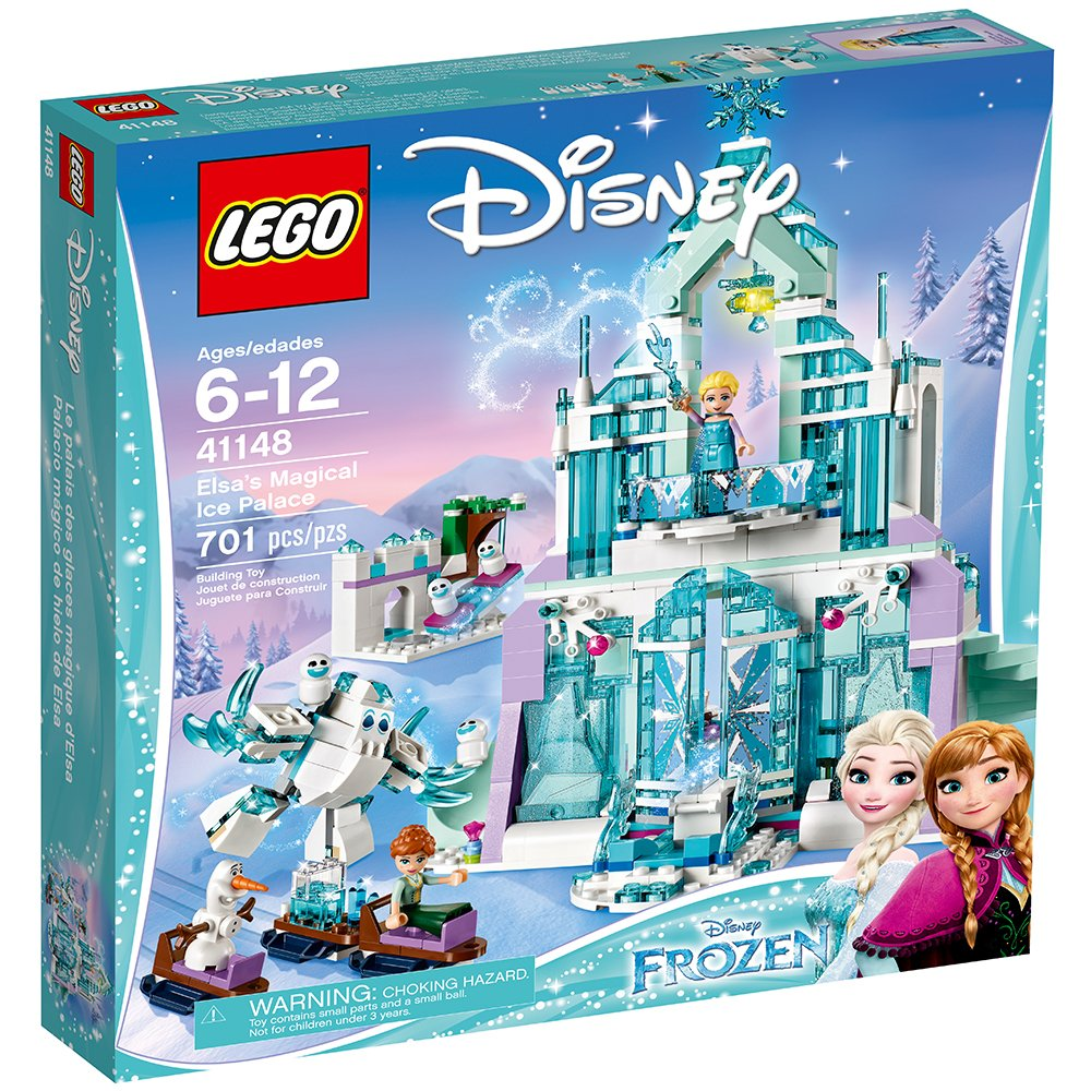 Disney Frozen Elsas Magical Ice Palace 41148 Disney Princess Toy 6175084 LEGO