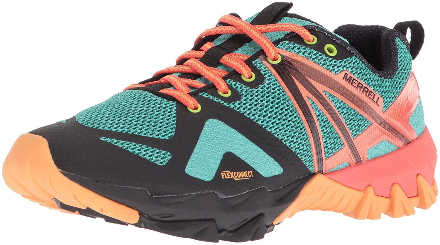 Merrell レディース MQM FLex Gore-Tex B071Z939FB フルーツパンチ 5 Medium US