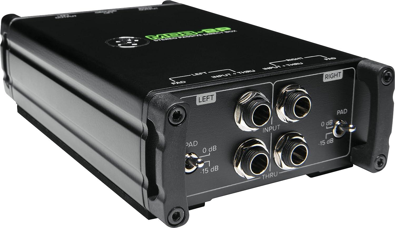 Mackie Signal Direct Box (MDB-2P) Loud Technologies Inc.