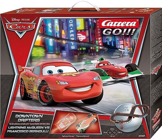 15 opinioni per Mac Due Carrera 623002- Pista elettrica Disney Cars Downtown Drifter