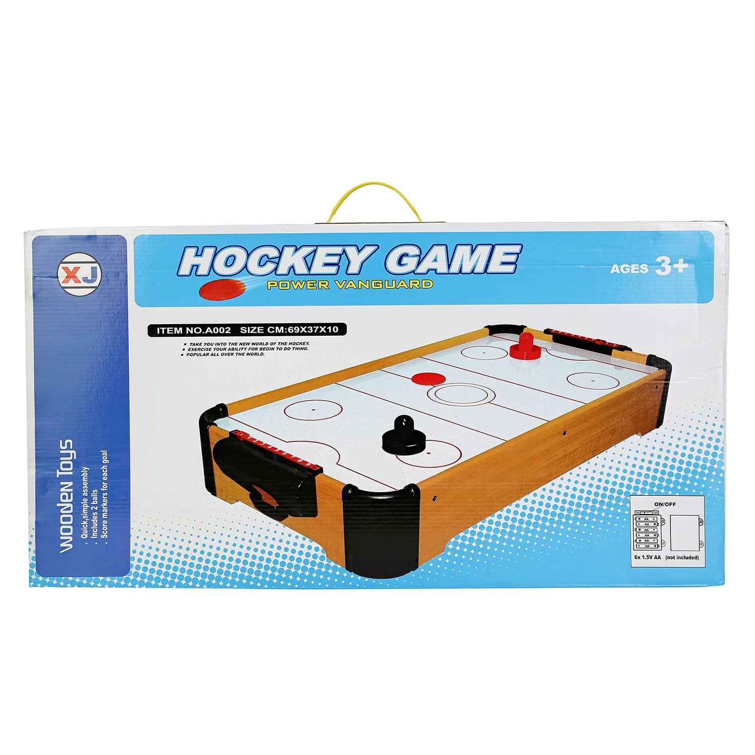 Buy Comdaq Tabletop Ice Hockey Game Toy For Kids 70cm Online At Low Prices In India Amazon In