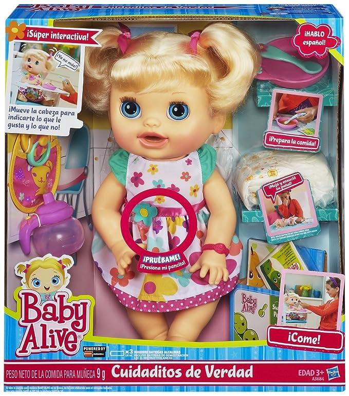 Baby Alive - Teresa traviesa (Hasbro A3684105)