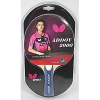 Butterfly Addoy - Raqueta de Tenis de Mesa - Homologado ITTF Ping Pong Paddle