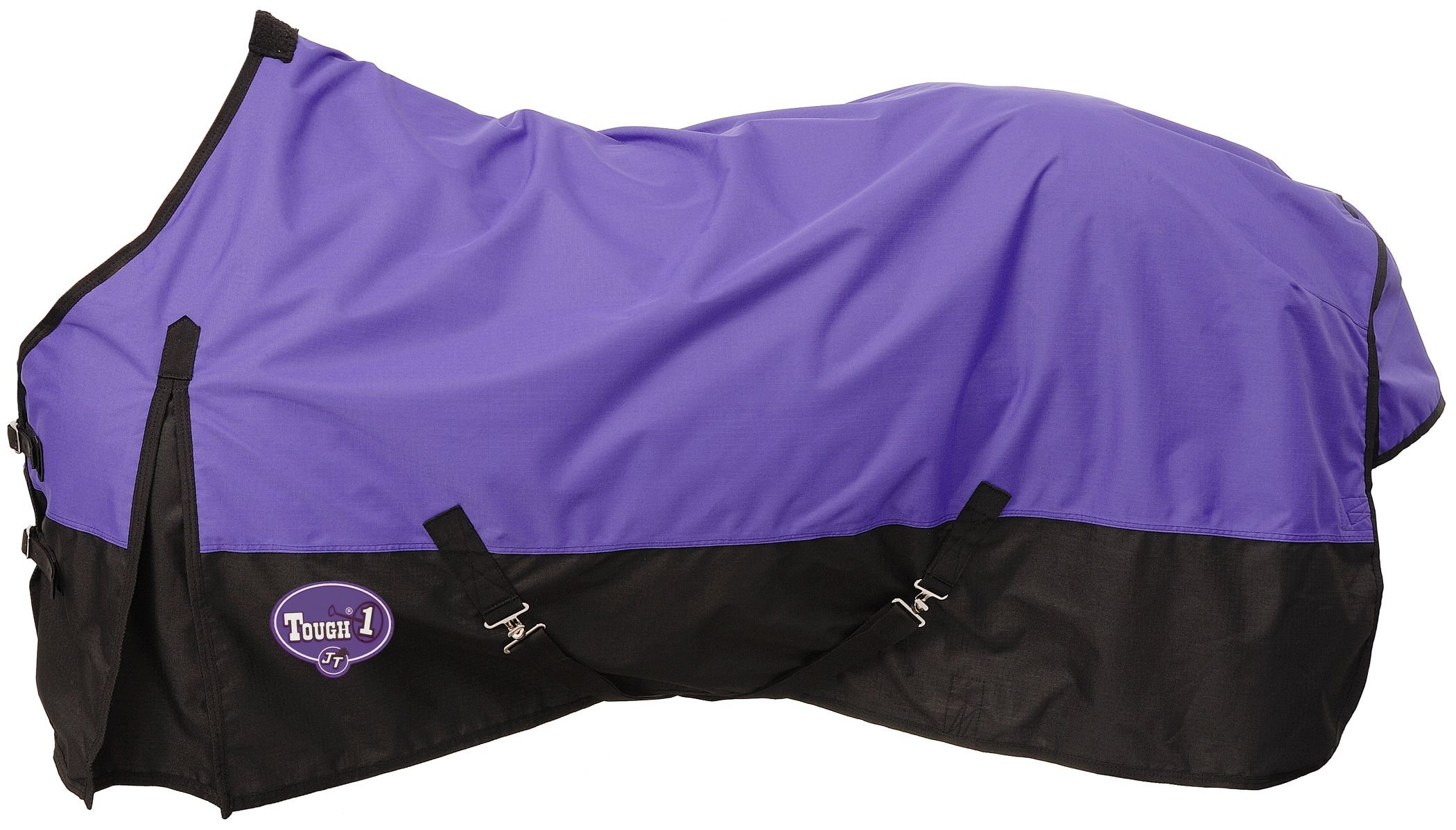 Tough 1 600 Denier Waterproof Horse Sheet, Purple, 72-Inch