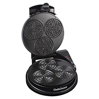 Chef's Choice 8350000 Pizzelle Pro Express Bake