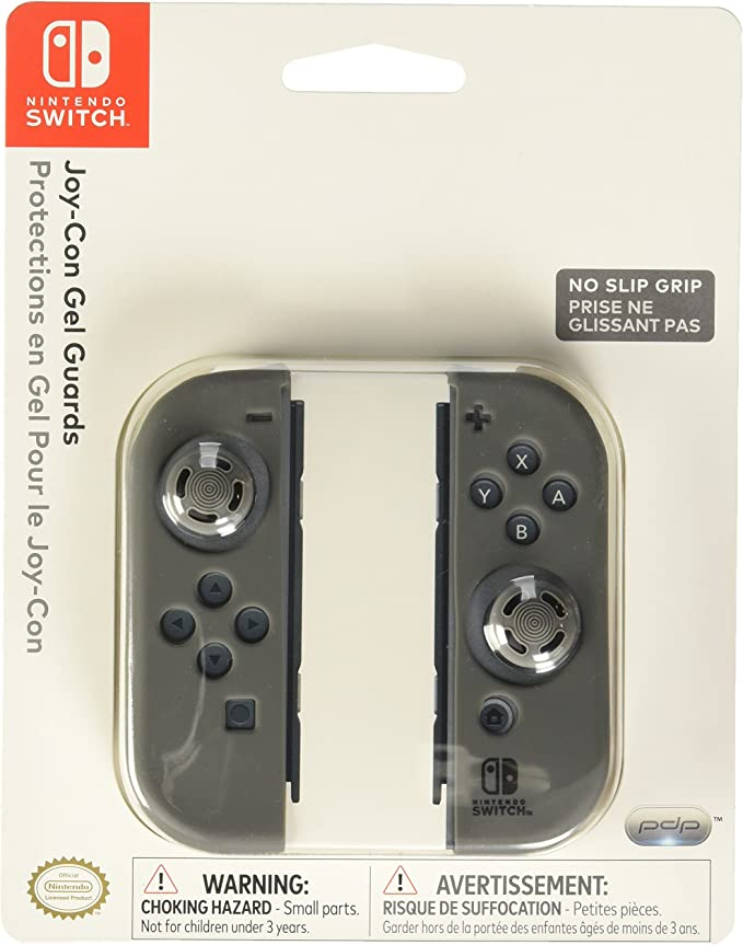 PDP Joy-con Gel Grips Element de diseño Consola Compatible con ...