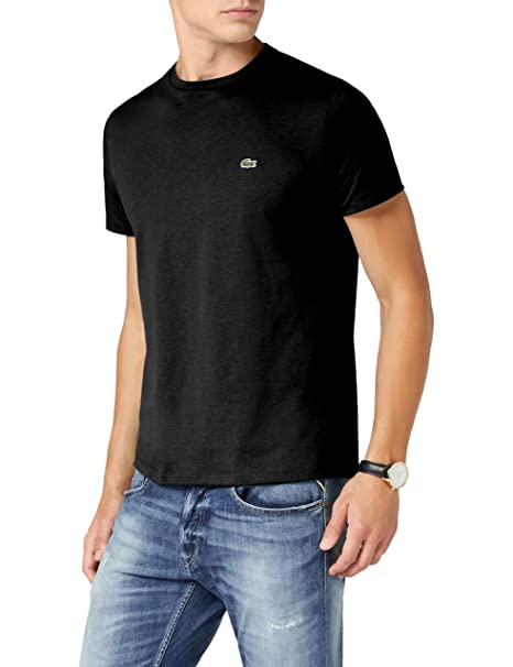 24360f0244326 Lacoste Men s T - Shirt  Amazon.co.uk  Clothing